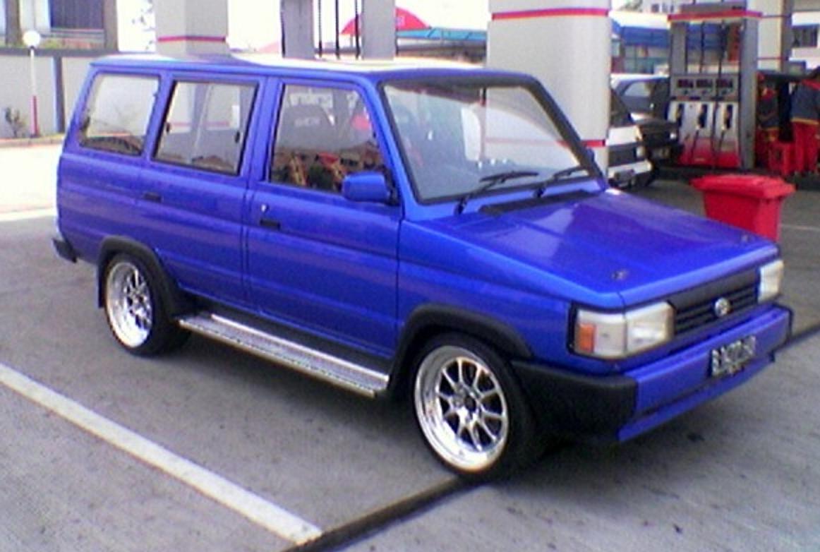 modifikasi mobil toyota kijang grand ditujukan untuk modifikasi mobil kijang grand extra toyota terbaru otomotif kumpulan gambar modifikasi mobil toyo
